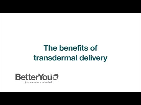 The Benefits Of Transdermal Delivery