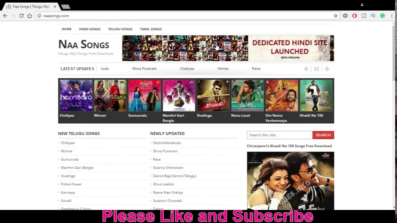 Hindi Song Download Free