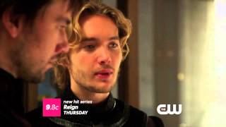 Reign 1x06 Extended Promo 'Chosen' (HD)
