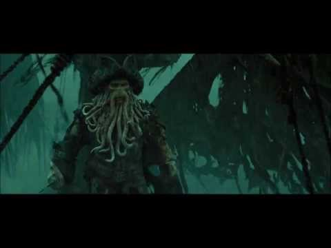 Captain Jack Sparrow vs. Davy Jones