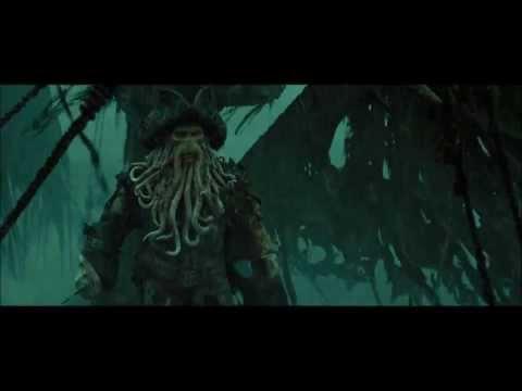 Captain Jack Sparrow vs. Davy Jones