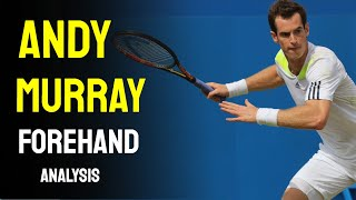 Andy Murray - Forehand Analysis