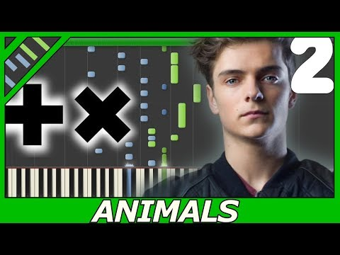 [FREE MID, REUPLOAD] Martin Garrix - Animals (Poison) Piano Intro Version (@ADE 2015)