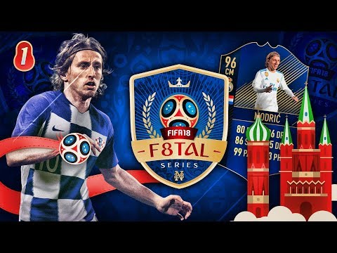 SILVER CROATIAN NATIONAL TEAM with TOTY 96 MODRIC!!! F8TAL WORLD CUP #1 - FIFA 18 Ultimate Team