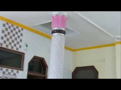 Pillar design for House or Temple - YouTube