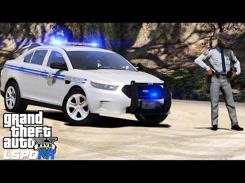GTA 5 LSPDFR #493 | South Carolina Highway Patrol | Story Time |  1 Dollar Goal