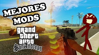 Top 8: Mejores Mods de GTA San Andreas - Loquendo