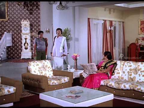Soorakottai Singakutti | Tamil Movie Comedy | Prabhu | Silk Smitha | Gemini Ganesan