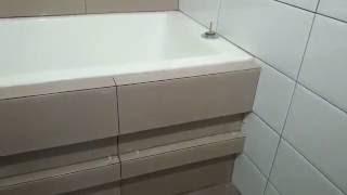 гипсокартонный экран для акриловой ванны. Весь монтаж.(, 2016-05-27T22:07:24.000Z)