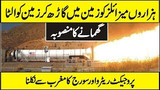 Can We Change Earth's Rotation With Rockets? | Project Retro In Urdu Hindi