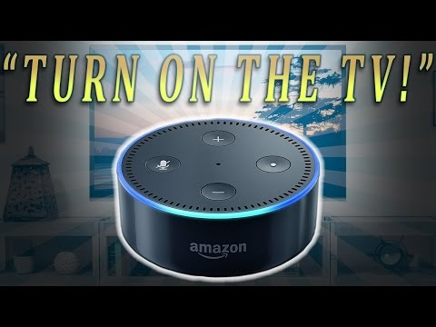 Control your TV with ALEXA!