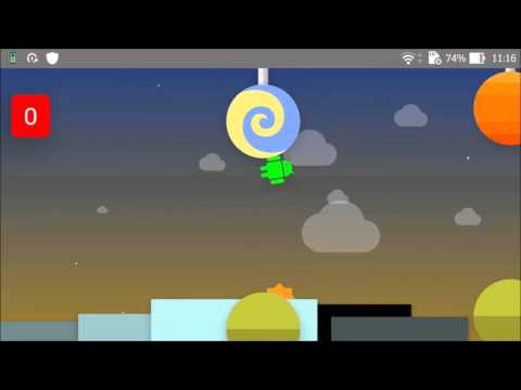 How To Easily Play Android Lollipop Hidden Game
