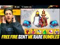 - I Got New Rare Bundle From Free Fire 😍20,000 Diamond Waisting For New Bundle - Garena Free Fire