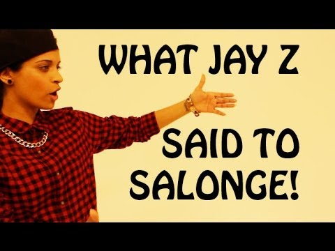 What Jay Z Said to Solange!