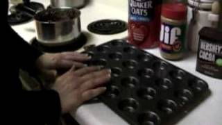 How To Make Chocolate Peanut Butter Oatmeal No-bake Cookies