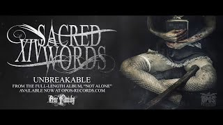 XIV Sacred Words Unbreakable Metalcore Deathcore