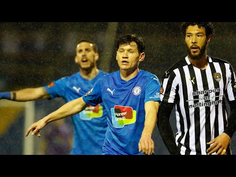 Stockport Notts County Goals And Highlights