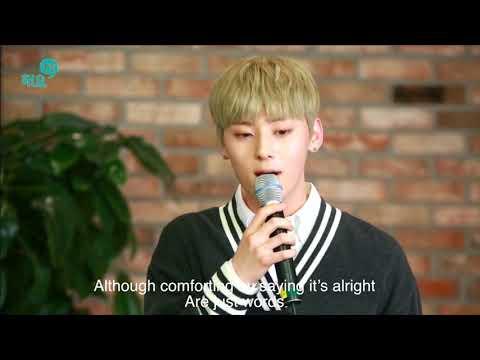 [ENG SUB] Hwang Minhyun Covers 한숨(Breathe) - 이하이(Lee Hi) NU'EST WANNA ONE