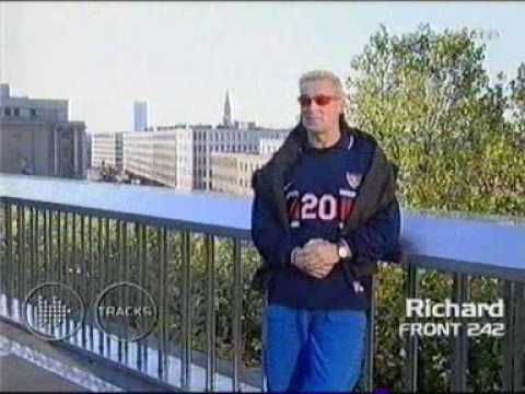 Front 242 - Interview 2002