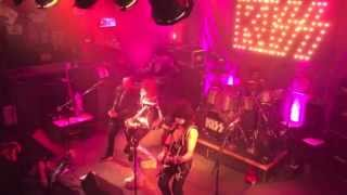 KISS | All American Man Guitar Harmonies Bob Kulick and Matt Schroeder
