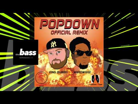 Hardware feat. King Bubba - Popdown | 2017 Music Release