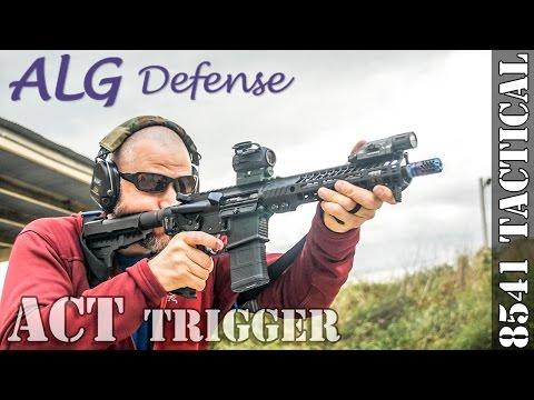 ALG Defense Advanced Combat Trigger (ACT) Review
