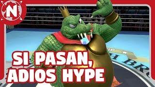 3 Cosas de Smash Bros Ultimate que harían ENFURECER a sus fans