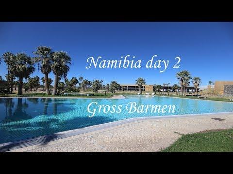 Namibia roadtrip day 2 Gross Barmen Resort