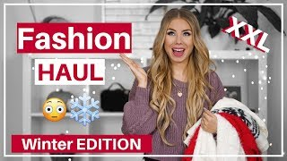 XXL Winter Haul 2018 deutsch 🤭 TRY ON -  Asos, Orsay, Amazon | TheRubinRose