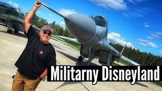 Militarny Disneyland -  Patriot Park Moscow