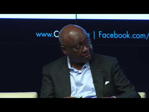 A Conversation with David Cameron & Donald Kaberuka to launch 'Escaping the Fragility Trap'