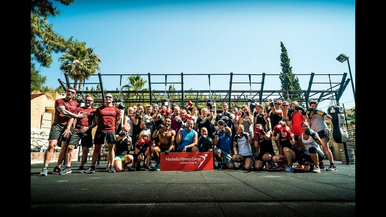 Boxing Camp | Marbella Fitness Camps