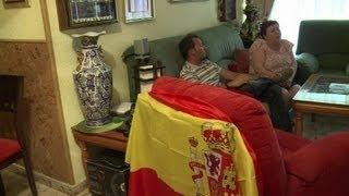 En Espagne, la crise frappe les classes moyennes