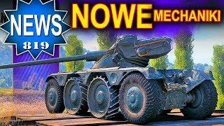 Rewelacyjne nowe mechaniki w pojazdach kołowych - World of Tanks