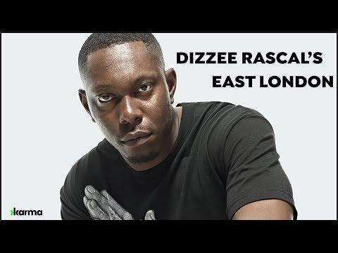 Dizzee Rascal's East London