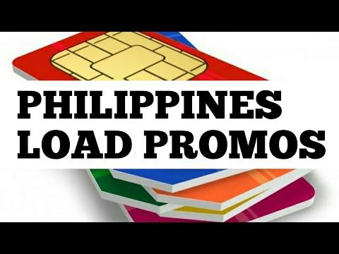 Philippines Load Promos