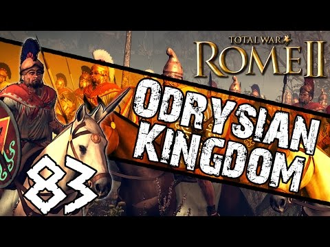 Total War: Rome II - Odrysian Kingdom Campaign #83 ~ The Blades of Seuthes!