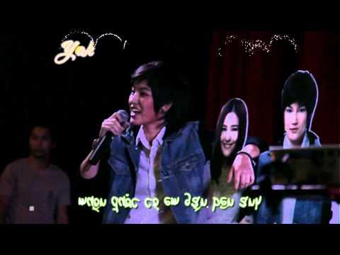 [Mini Concert][Vietsub + Kara] Forever Love - Tina Jittaleela (Yes Or No 2 OST)
