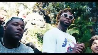 Смотреть клип Sage The Gemini Ft. Lil Yase - Handle
