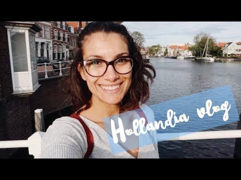 Hollandia vlog #1: Haarlem, Amsterdam | fatimapanka
