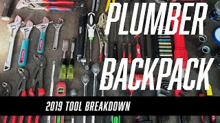 Plumbers Backpack 2019