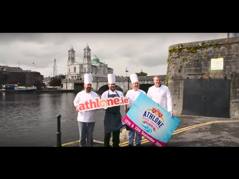 Athlone River Festival & Food Village 12th & 13th September 2015