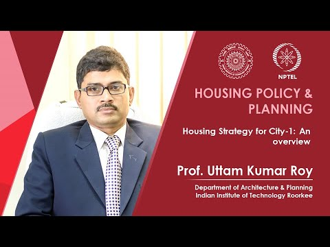 Housing Strategy for City-1: An overview