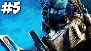 Transformers: The Game Autobots Walkthrough Part 5 Gameplay Let