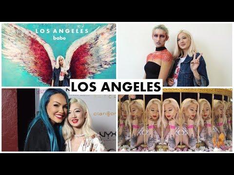 Los Angeles: Φωτογράφιση & Hollywood Stars | Venetia Kamara