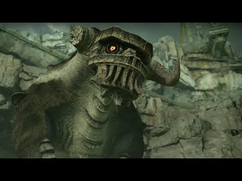 Download Youtube: Shadow of the Colossus Comparison Trailer - PSX 2017