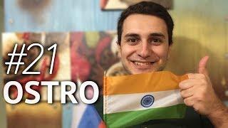 Индийский бизнес ланч в кафе Ostro | Казань