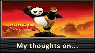 My Thoughts On Kung Fu Panda Showdown of Legendary Legends