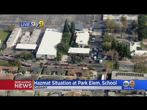 The Insider - Reported Jet Fuel Dump at an Elementary School near LAX