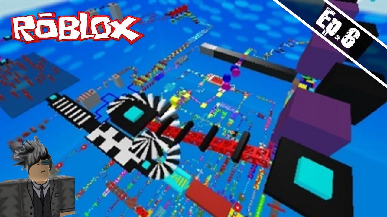 Roblox [Ep.6]: PARKOUR - YouTube